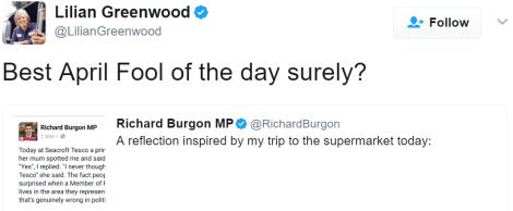 greenwood burgon