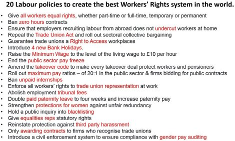 manif workers rights