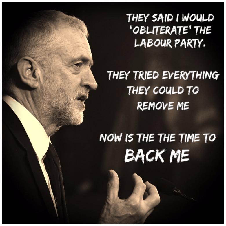 corbyn gains