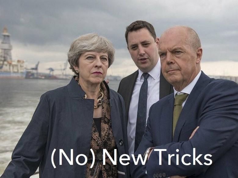 no new tricks