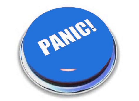 tory panic button