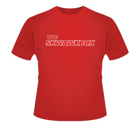tshirt red 5 text only