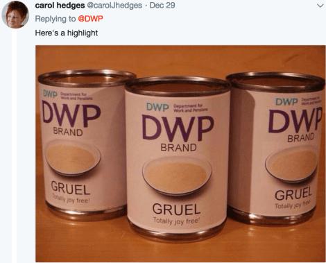 dwp gruek