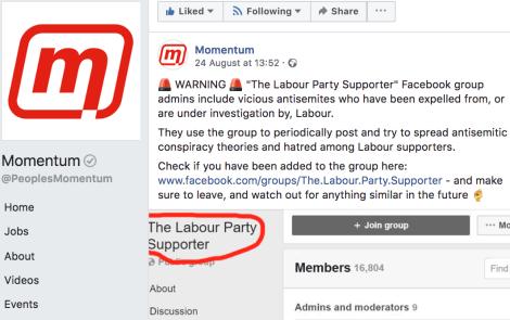 Akehurst, member of 'antisemitic' FB group, agrees
