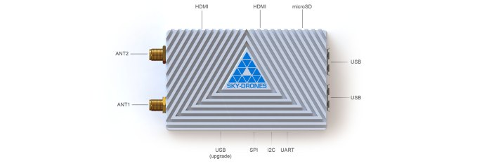 smartlink air interfaces