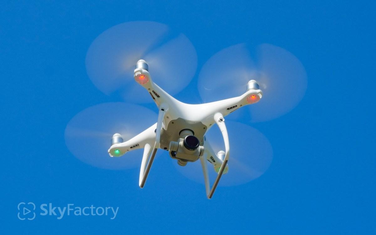 Phantom 4 Pro V2.0 / SkyFactory