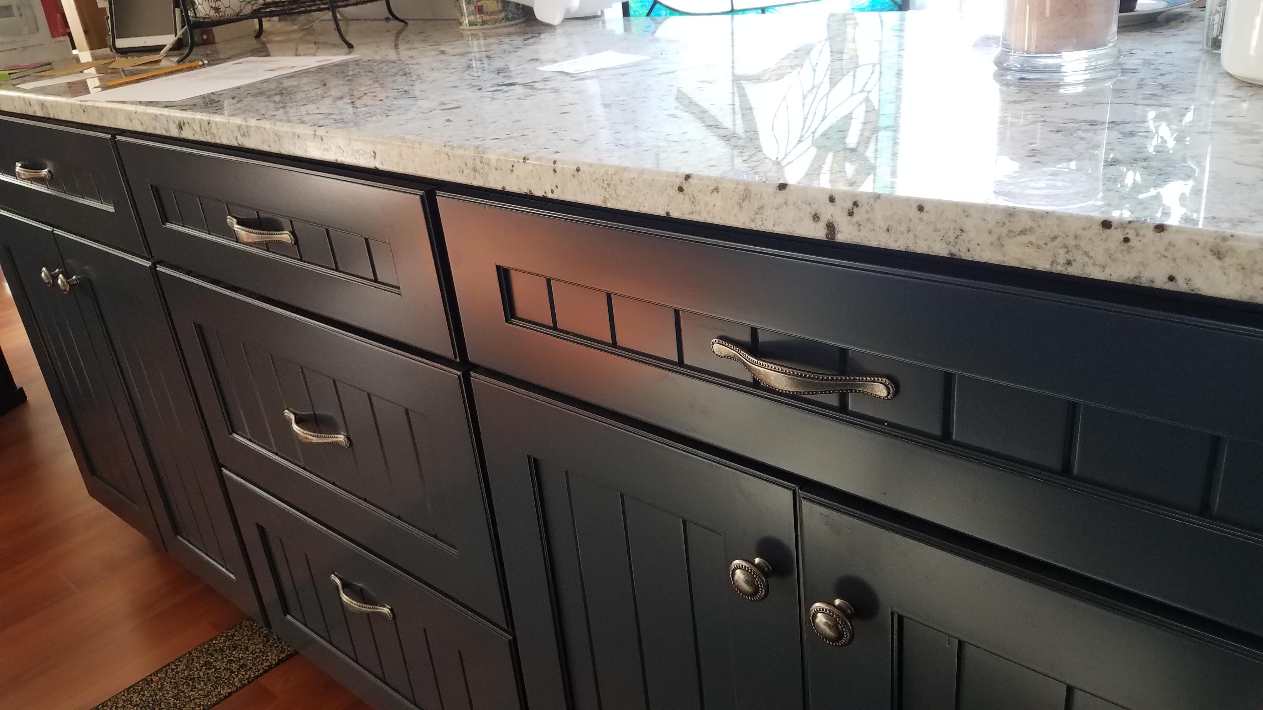 The Beauty Of White Ice Granite Countertop Kitchen