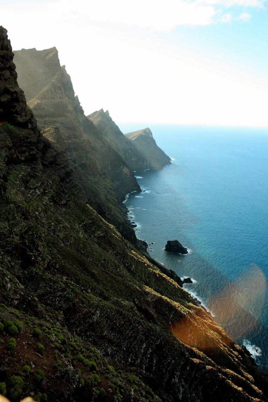 cola de dragon viewpoints in Gran Canaria