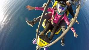 Gran Canaria paragliding with Sky Rebels
