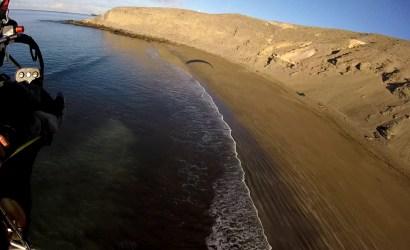 Parapente Faro de Maspalomas Gran Canaria