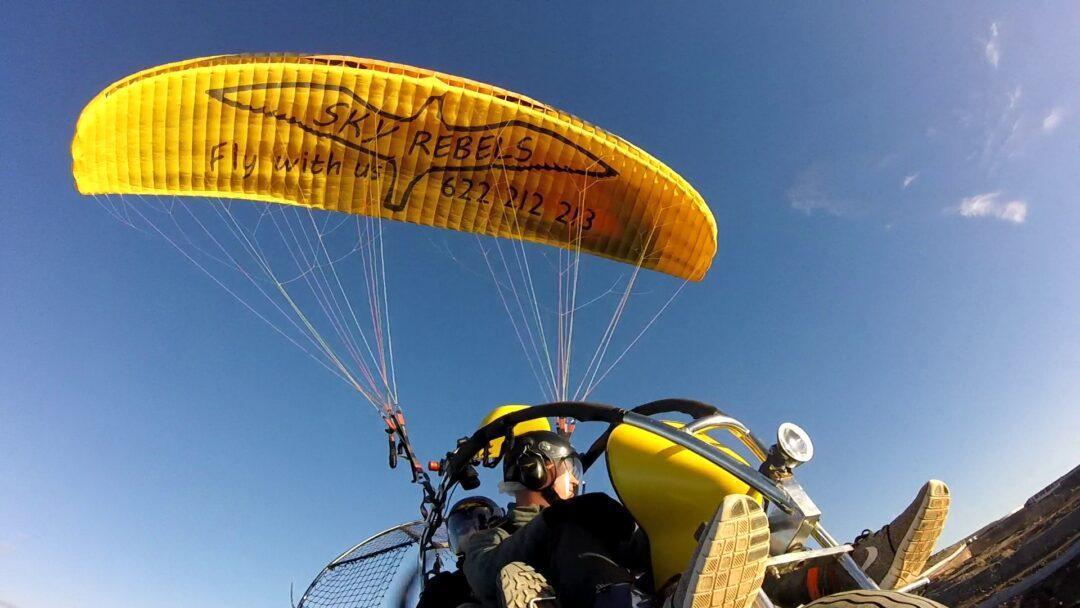 skydive Gran Canaria