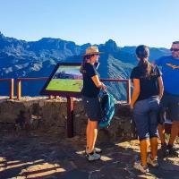 Artenara: das Land der Höhlen auf Gran Canaria