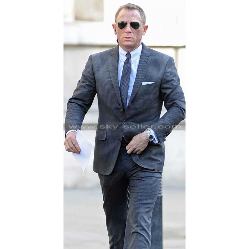 James Bond Suits Men