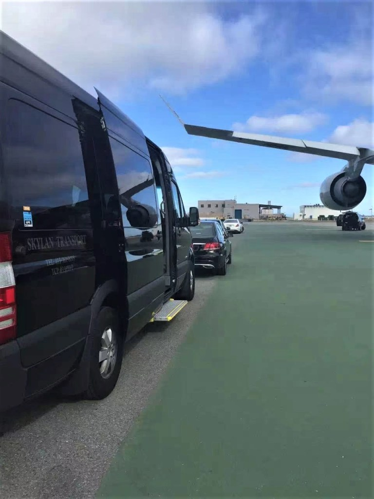Airport. Event. Transport. Executive Fleet.