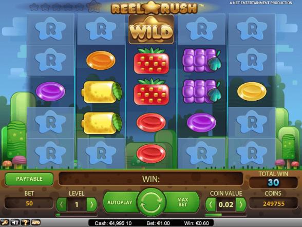 Candy crush slot machine