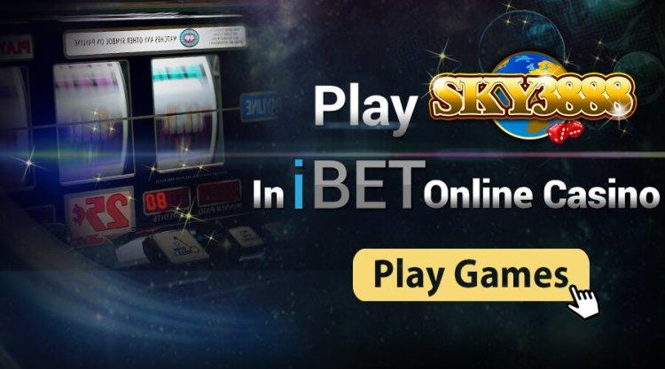 Enjoy sky3888 Online Slot Machines in iBET and Free Register!