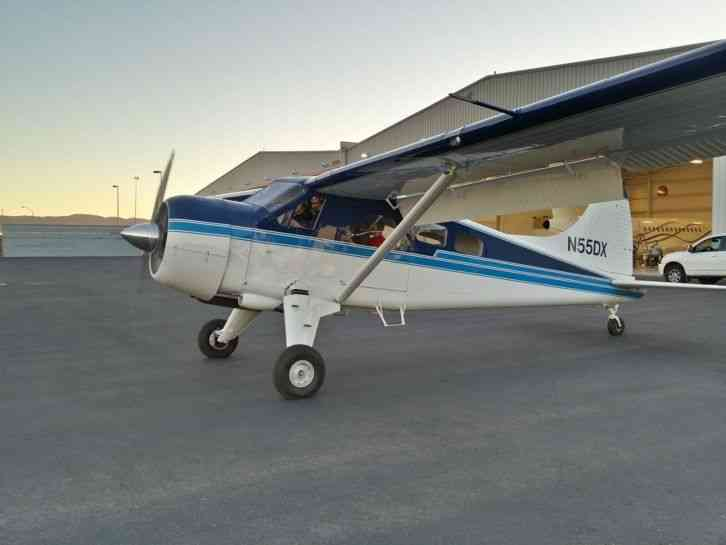Dehavilland 1954 Beaver Mk I This Aircraft Is Based In
