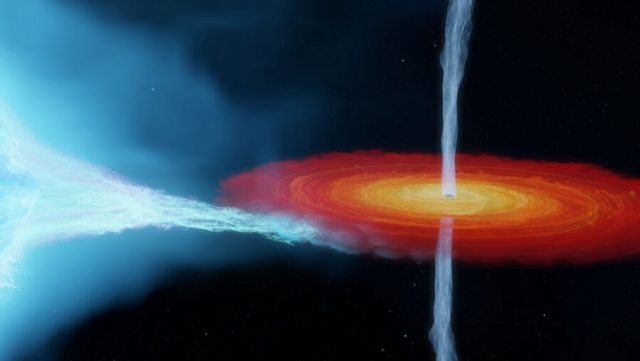 Cygnus X-1 black hole feeds from supergiant star companion