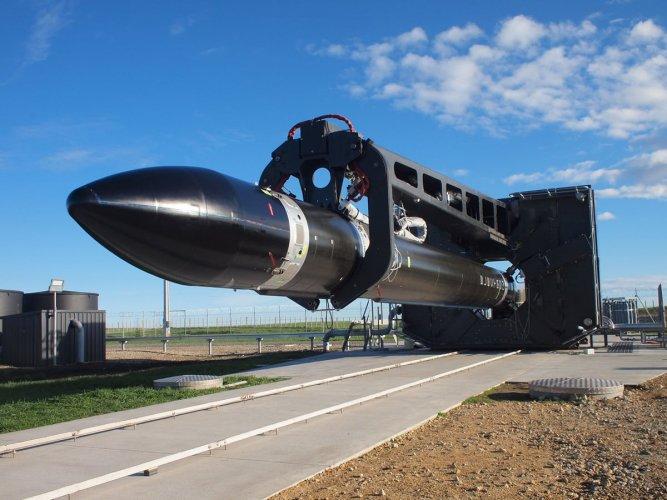 Rocket Lab's Electron rocket