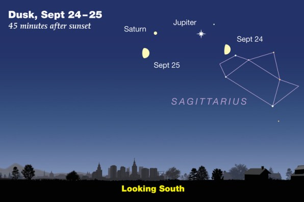 September 2020: Four Planets & More! - Sky & Telescope - Sky & Telescope