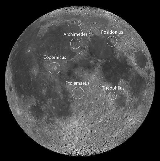 How to See All Six Apollo Moon Landing Sites - Sky & Telescope - Sky &  Telescope