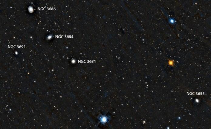 NGC 3607 समूह