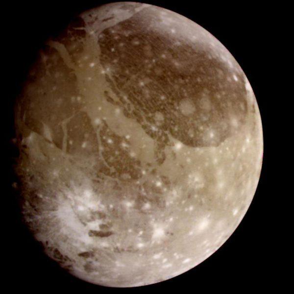 Sobrevuelo de Juno a Ganímedes: una luna gigante, una larga historia - Sky & Telescope - AstralPole