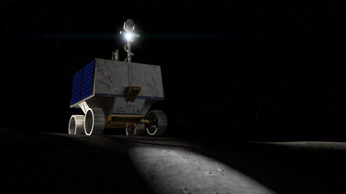 चंद्रमा पर वाइपर