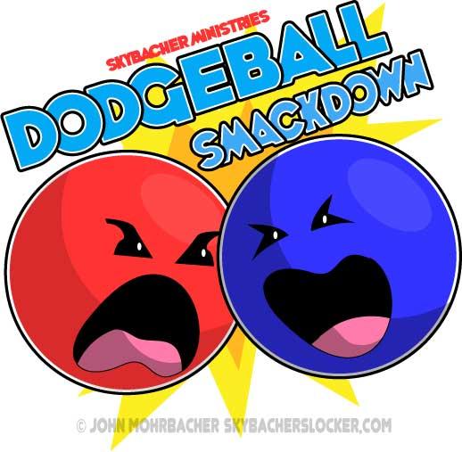 Dodgeball Smackdown Logo