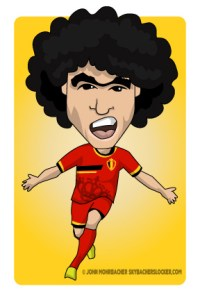 fellaini cartoon
