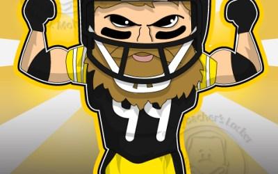 Get Strong! – Steelers Keisel