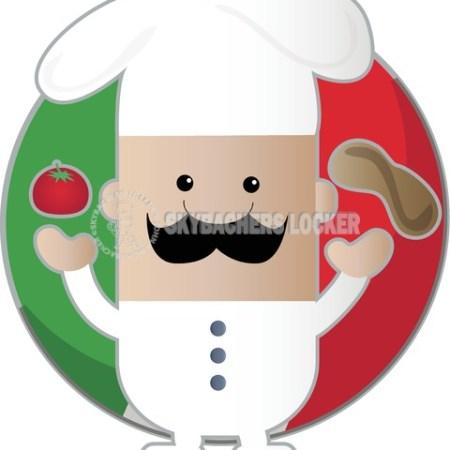 Pizza Man Clipart - Skybacher's Locker