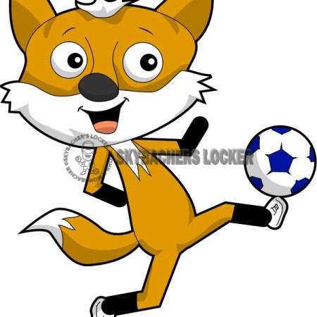 Soccer Fox - Skybacher's Locker