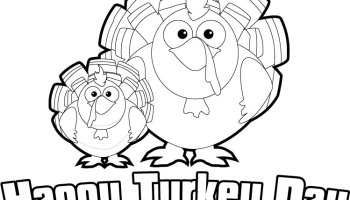 More Free Thanksgiving Coloring Pages Skybacher S Locker