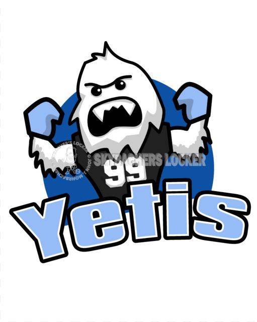 Yetis Logo - Skybacher's Locker