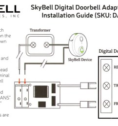 dda instructions jpg digital doorbell adapter installation video [ 1531 x 961 Pixel ]