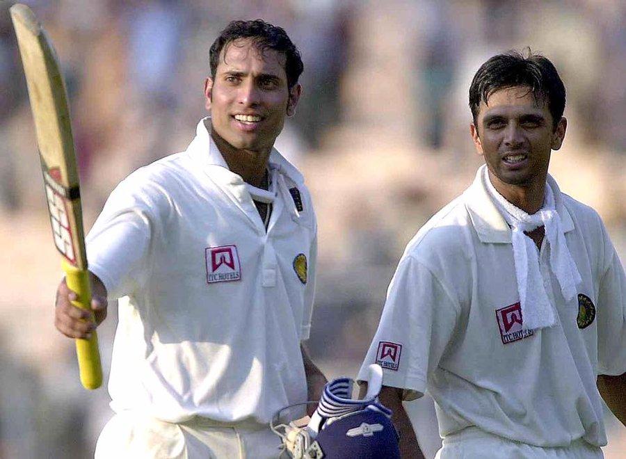 in 2001, VVS Laxman & Rahul Dravid scripted a remarkable comeback against Australia at the Eden Gardens in Kolkata.