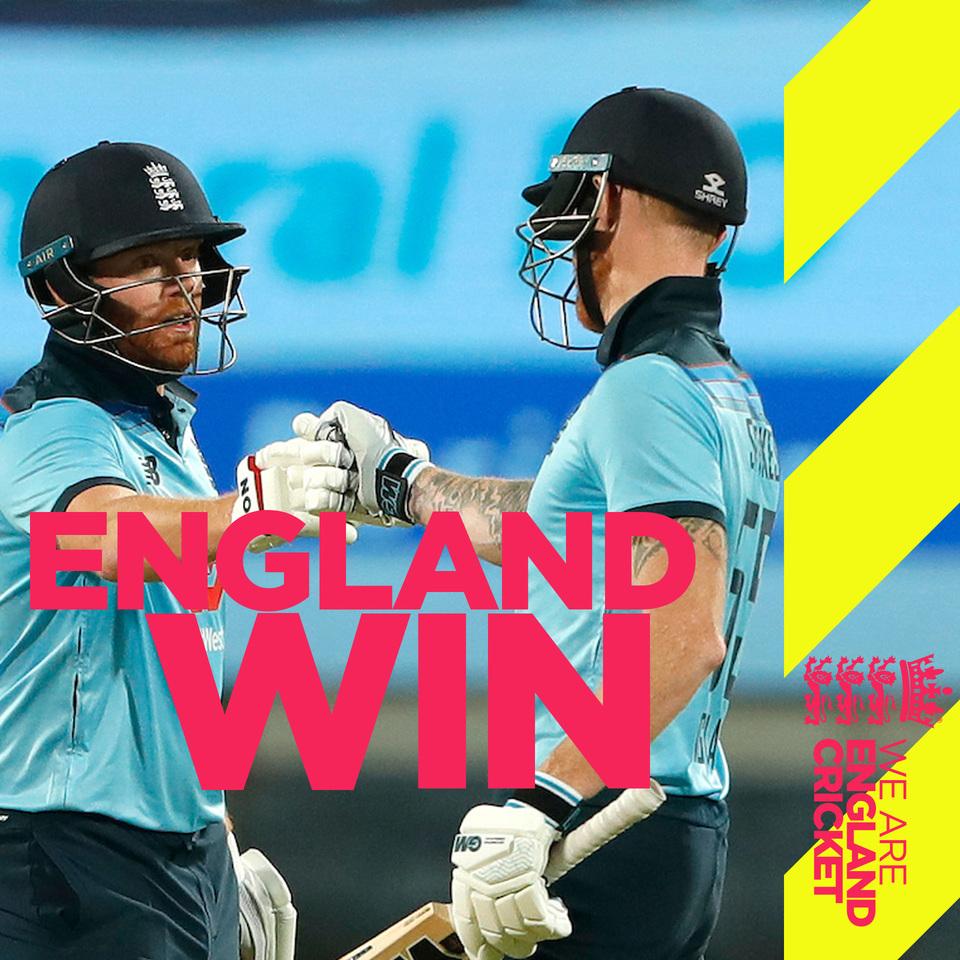 India vs England 3rd ODI highlights, Bairstow's ton took England home