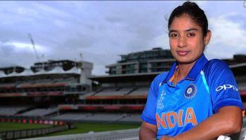 mithali raj Indian women's cricket