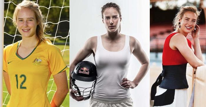 Ellyse Perry- The Australian Wonder Woman Athlete