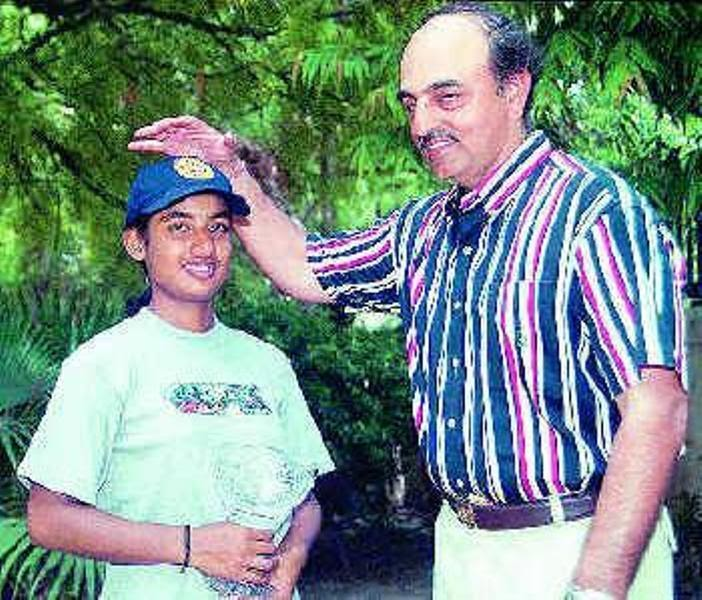 mithali raj with his guru