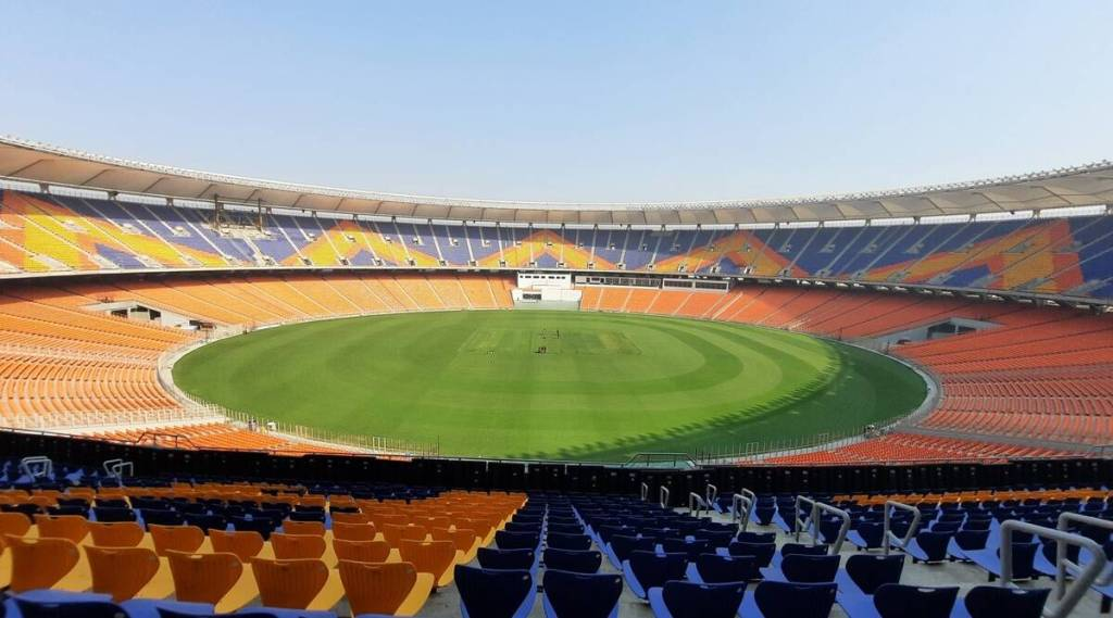 Cricket Stadiums In India-Narendra Modi Stadium, commonly known as the Motera Stadium, is a cricket stadium situated inside the Sardar Patel Sports Enclave in Ahmedabad