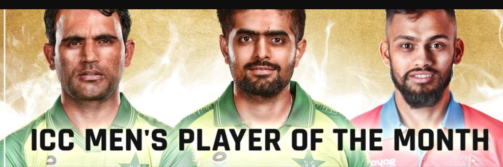 men's player of the month