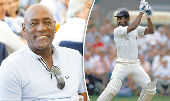 Sir Vivian Richards-Most Sixes in test