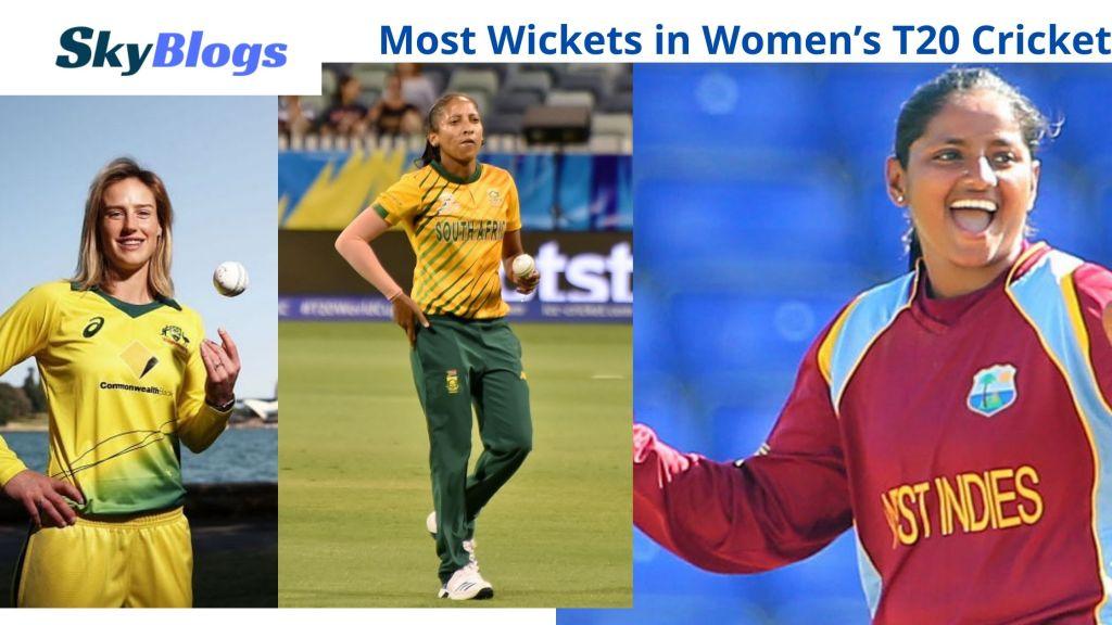 Most Wickets in Women's T20 Cricket