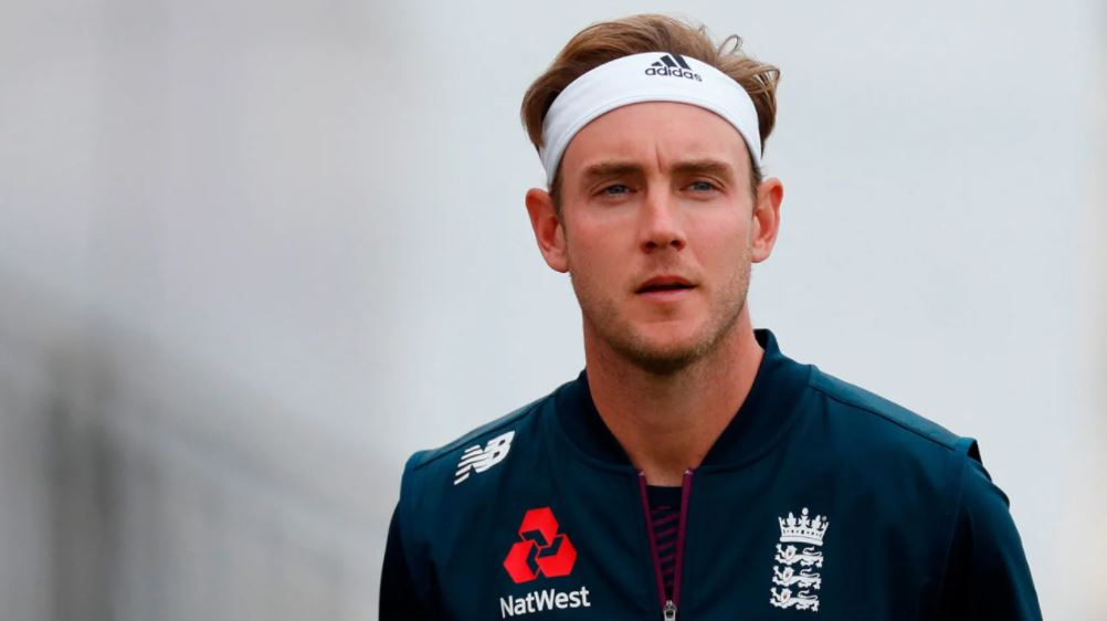 Stuart Broad Became The Third-Highest Wicket Taker In Test Among Pacers