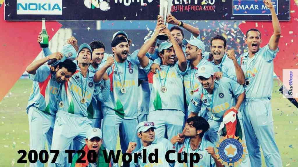 India own ICC T20 WORLD CUP 2007 -T20 World cup winners list