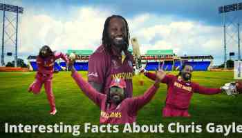 Interesting Facts About Chris Gayle