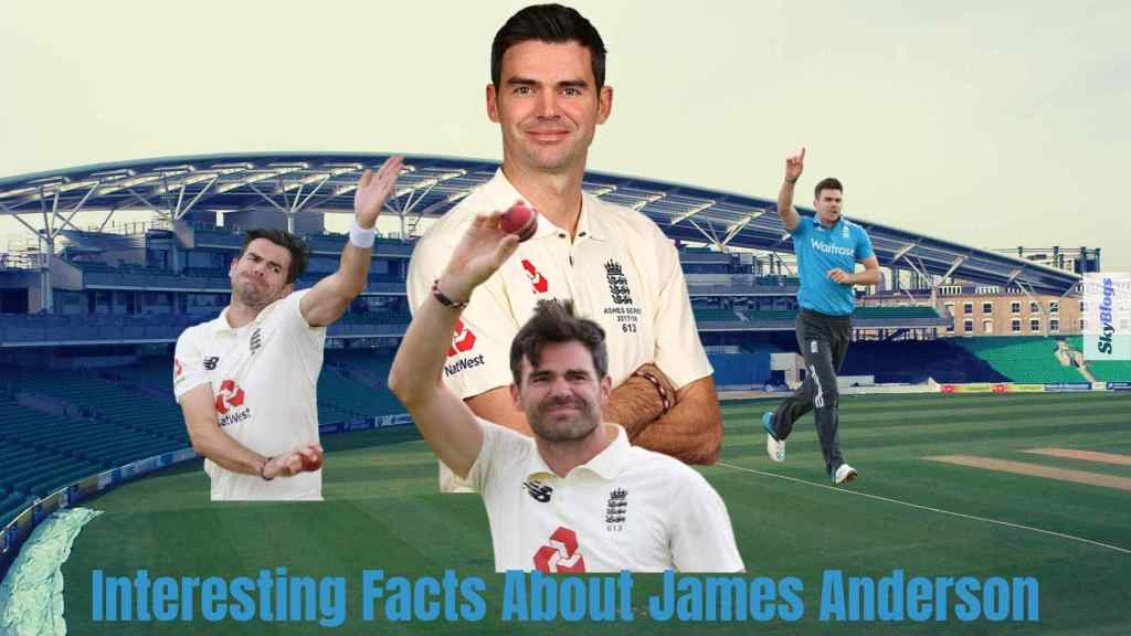 Interesting Facts About James Anderson