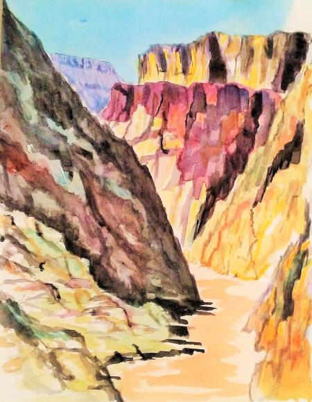 canyon gold one
